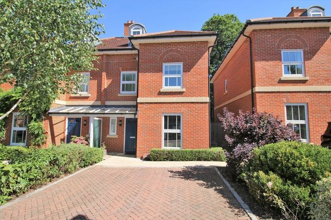 Thumbnail Semi-detached house for sale in College Close, Thame