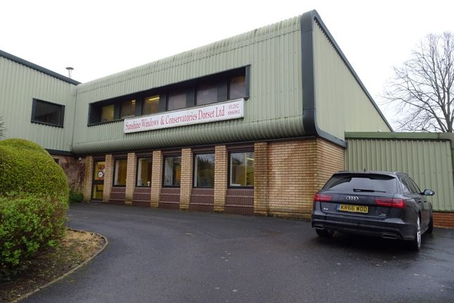 Thumbnail Industrial to let in Station Road, Wimborne