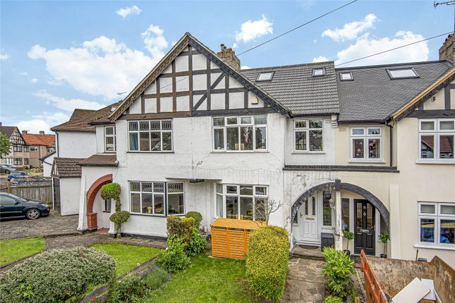 Thumbnail Terraced house for sale in Sunray Avenue, Bromley