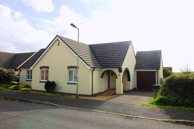 Thumbnail 3 bed detached bungalow to rent in Hartland View Road, Woolacombe