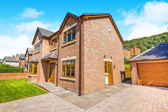 4 bed detached house for sale in Chester Road, Helsby, Frodsham