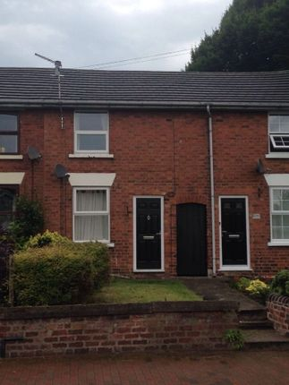 Terraced house to rent in Tenterbanks, Stafford