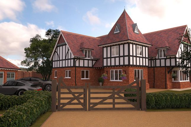 Thumbnail Detached house for sale in Hotchkin, 3 Petwood Oaks, Woodhall Spa
