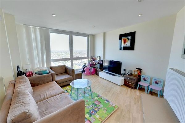 Thumbnail Flat for sale in Raphael House, 250 High Road, Ilford, Essex