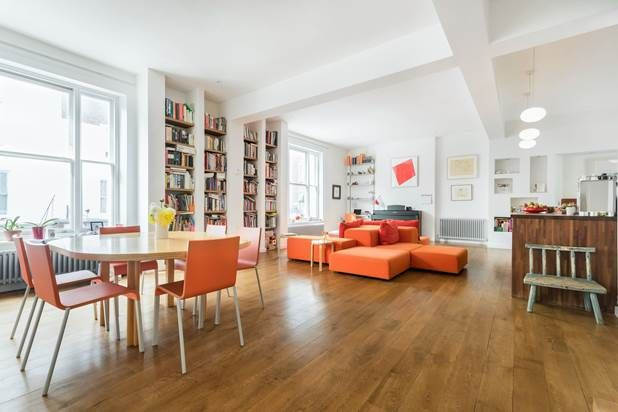 Thumbnail Flat to rent in All Saints Road, London