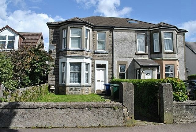 Thumbnail Flat for sale in Auchamore Road, Dunoon, Argyll And Bute