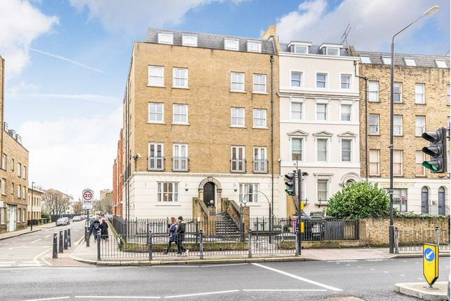 Thumbnail Flat for sale in Temple Street, London