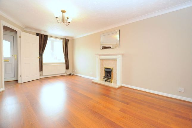 Thumbnail Detached house to rent in Warwick Drive, Beverley