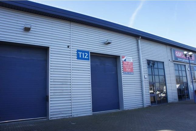Thumbnail Light industrial to let in Unit Io Trade Centre, Swindon