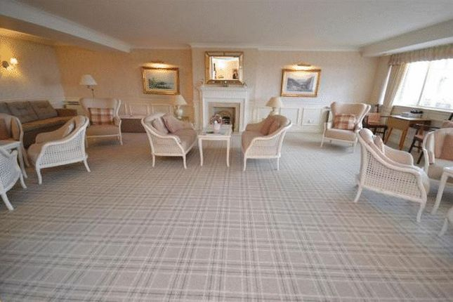 Communal Lounge of Deeside Court, The Parade, Parkgate CH64