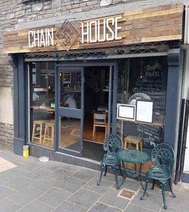 Restaurant/cafe for sale in Bridge Street, Pontypridd