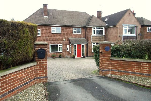 Thumbnail Detached house for sale in Woodside, Morley, Ilkeston