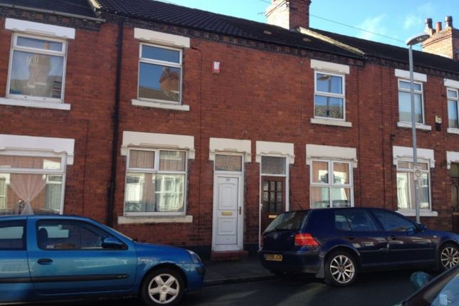 Thumbnail Terraced house to rent in Smith Child Street, Stoke-On-Trent