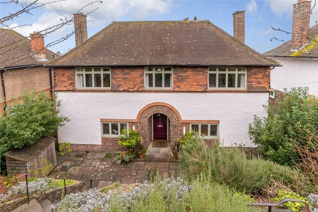 Thumbnail Detached house for sale in Mountside, Guildford, Surrey