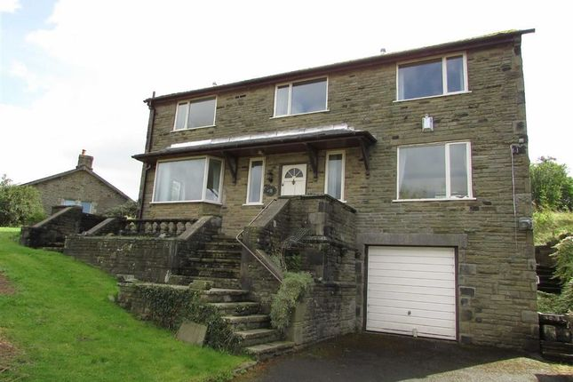 Thumbnail Detached house for sale in New Smithy, Chinley, Derbyshire