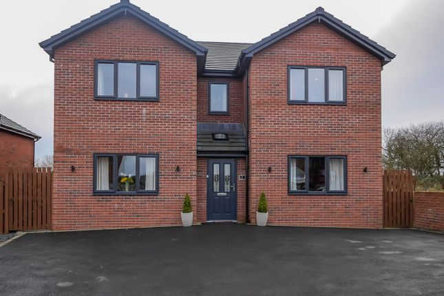 Thumbnail Detached house for sale in Julia Drive, Sandwith, Whitehaven