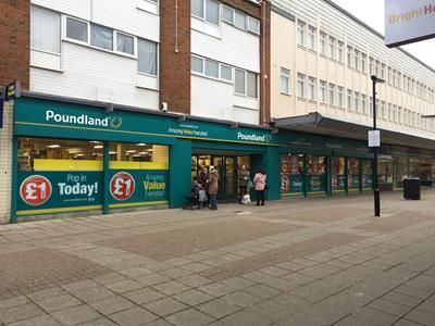 Thumbnail Retail premises to let in 65-71 Greywell Shopping Centre, Leigh Park, Havant, Hampshire