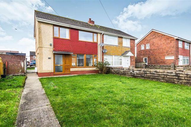 Thumbnail Property to rent in Lon Einon, Penllergaer, Swansea