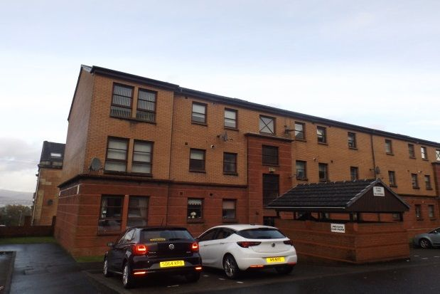 Thumbnail Flat to rent in Regent Street, Greenock