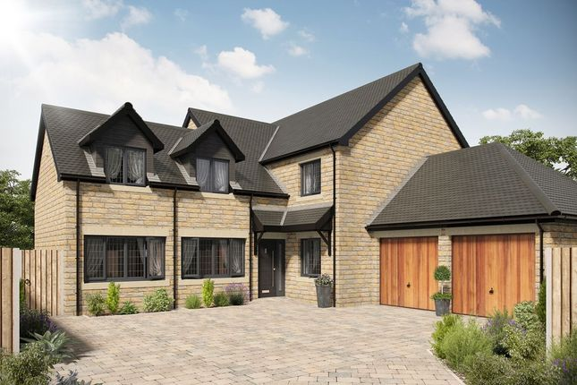 Thumbnail Detached house for sale in The Rufford, Wyre Grange Lodge Lane, Singleton, Poulton-Le-Fylde