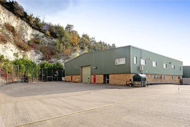 Thumbnail Light industrial to let in Unit 9, North Downs Business Park, Limepit Lane, Sevenoaks, Kent