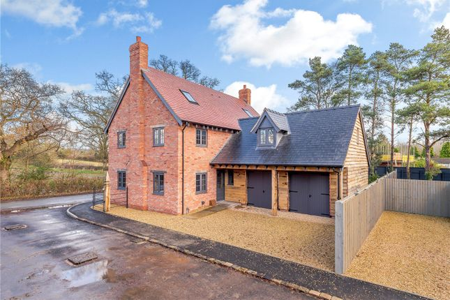Thumbnail Detached house for sale in Willow Grove, Kinnerley, Shropshire