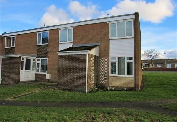 Thumbnail Semi-detached house for sale in Garesfield Gardens, Burnopfield, Newcastle Upon Tyne.