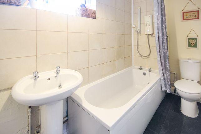 Bathroom of Arkle Green, Sinfin, Derby DE24