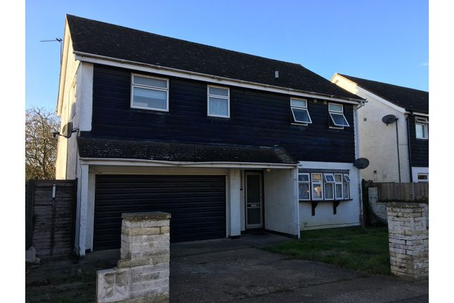 Thumbnail Detached house for sale in Little Pynchons, Harlow