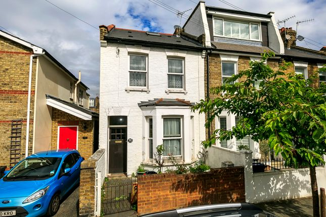 Thumbnail End terrace house for sale in Montgomery Road, London