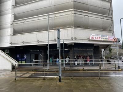 Thumbnail Retail premises to let in Units M1-M8, The Vale Shopping Centre, Market Street, Ebbw Vale