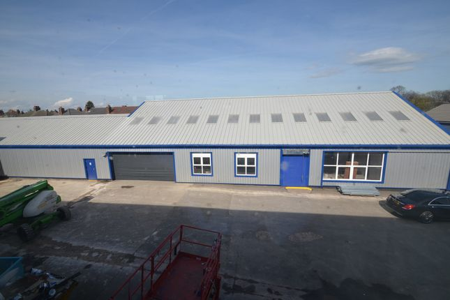 Thumbnail Commercial property to let in Leicester, Leicestershire