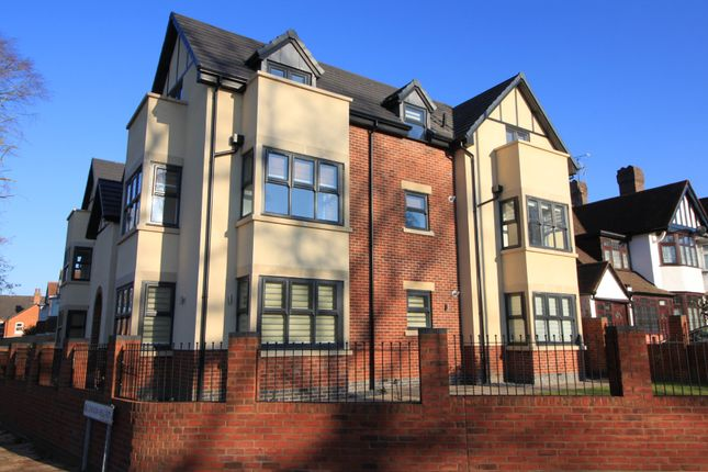 Thumbnail Flat for sale in Edgbaston Road, Moseley, Birmingham