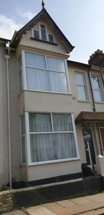 Thumbnail Terraced house to rent in Abingdon Road, Mutley, Plymouth