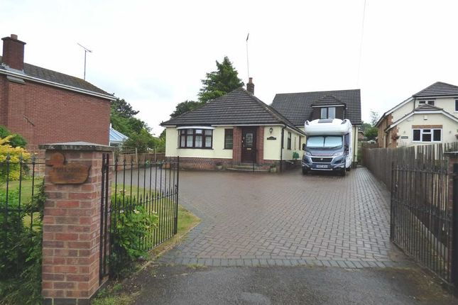 Thumbnail Detached bungalow for sale in Badby Road West, Daventry