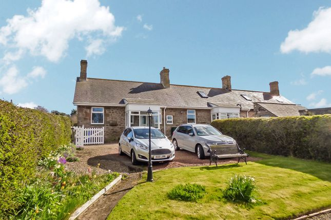 2 bed cottage for sale in Newton-By-The-Sea, Alnwick NE66