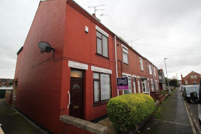 2 bed end terrace house for sale in Meadow Street, Dinnington, Sheffield S25
