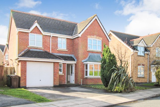 Thumbnail Detached house for sale in Birchtree Drive, Melling, Liverpool