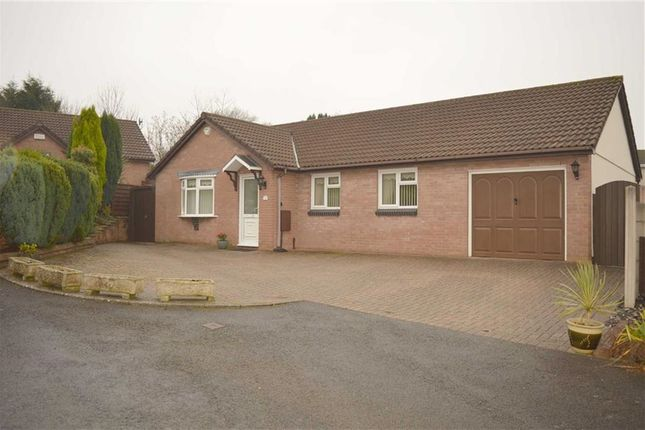 3 bed detached bungalow for sale in Lliw Valley Close, Gowerton, Swansea