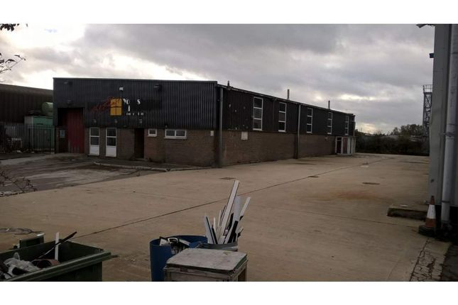 Thumbnail Light industrial for sale in Former Callywhite Building, Bramley Way, Rotherham