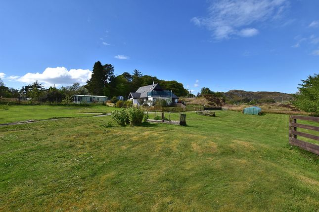 Thumbnail Detached house for sale in Morar, Mallaig
