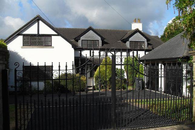 Thumbnail Detached house to rent in Wyrebury, Moss Lane, Wrightington