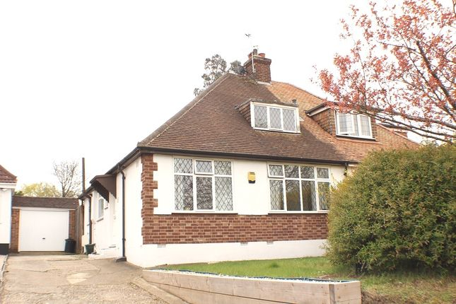 Thumbnail Semi-detached bungalow to rent in Eastcote Road, Ruislip