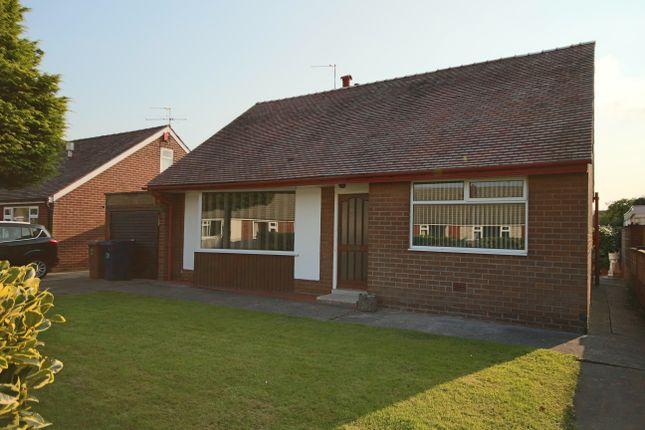 Thumbnail Detached bungalow to rent in Longfield, Penwortham, Preston