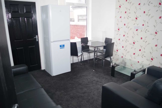 Thumbnail Shared accommodation to rent in Lydford Street, Salford