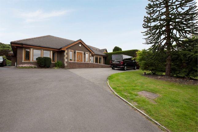 Thumbnail Detached bungalow for sale in Harden Hills, Shaw, Oldham, Lancashire