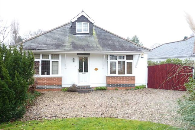 Thumbnail Detached bungalow for sale in Scartho Road, Grimsby