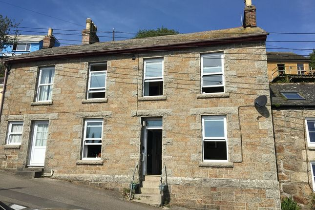 Thumbnail Terraced house for sale in Raginnis Hill, Mousehole, Penzance