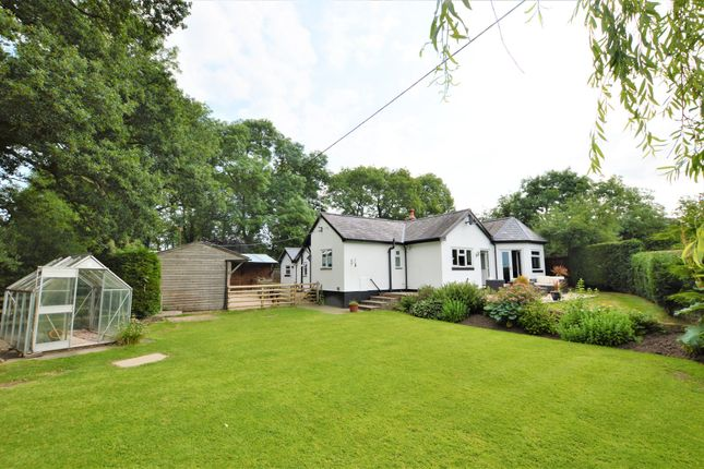3 bed detached bungalow for sale in Aldersey Lane, Tattenhall, Chester