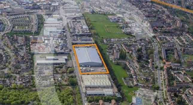 Thumbnail Industrial to let in Unit 33, Valor Park Thames Road, Barking, Essex